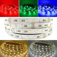 5 meter RGB+CCT 84 LEDS [24V IP20] LED strip (RGB+ 2700K-6500K) - losse strip
