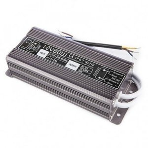 Waterdichte transformator voor 24V-led-strips 200 Watt IP67
