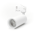 LED Spot Armatuur voor 3-fase Rail Verlichting 4-aderig Wit [Ultra] Model D hoofdfoto