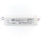 LED Driver Meanwell Voeding 60W 12V 5A_