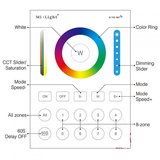 Mi-Light Wandbediening RGB+CCT 8 Zone _