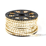 LED Strip 50m 60 LEDs p/m 220V 3000K Warm Wit_