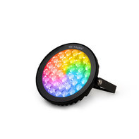 LED Tuinlamp RGB+CCT 15W IP65 Zwart