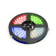 LED Strip 5m 84 LEDs p/m 12V RGB+CCT Losse Strip
