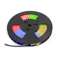 LED Strip 5m 84 LEDs p/m 24V RGBW Losse Strip IP68