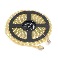 LED Strip 5m 60 LEDs p/m 24V 3000K Warm Wit Losse Strip IP68