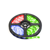LED Strip 5m 60 LEDs p/m 24V RGB Losse Strip