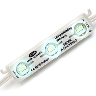 LED Module 6000K Koud Wit 3x5630 SMD 12V [50 Pack]