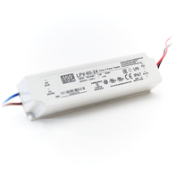 LED Driver Meanwell Voeding 60W 24V 2,5A
