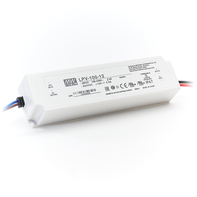 LED Driver Meanwell Voeding 100W 12V 8,5A