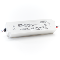 LED Driver Meanwell Voeding 100W 24V 4,2A