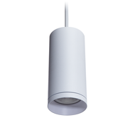 LED Hanglamp Armatuur GU10 Wit IP20 Incl. Fitting