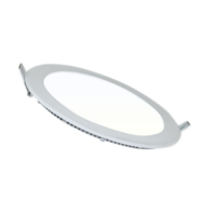 LED Downlight 6W 4000K Ø120 mm Dimbaar Rond