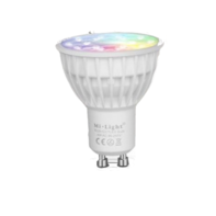 Mi-Light WiFi LED GU10 Spot RGB+CCT 4W