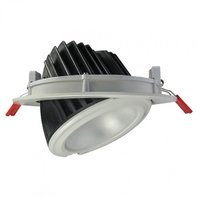 LED Inbouwspot 20W 3000K Warm Wit Ø165mm Kantelbaar