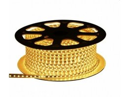 LED Strip 50m 220V 3000K Warm Wit