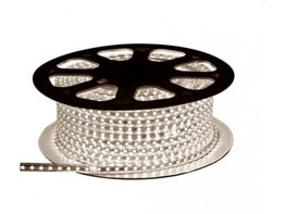 LED Strip 50m 220V 6000K Koud Wit
