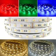 LED Strip 5m 84 LEDs p/m 24V RGB+CCT Losse Strip