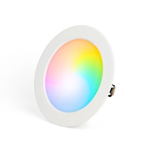LED Downlight 12W RGB+CCT 170mm Rond Mi-Light
