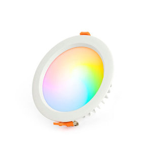 LED Downlight 15W RGB+CCT IP54 Ø190mm Rond MiLight(miboxer)