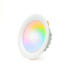 LED Downlight 18W RGB+CCT Ø180mm Rond
