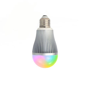 E27 LED Lamp RGB+CCT 9W