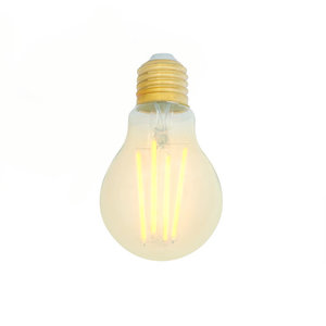 E27 LED Filament Lamp 2700K 8W Dimbaar A60 Clear