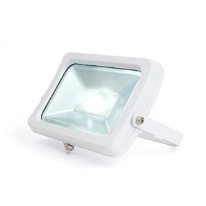 LED Breedstraler 50W 6000K Koud Wit IP65 Wit