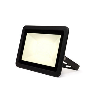 LED Breedstraler 100W 4000K Helder Wit IP65 Zwart