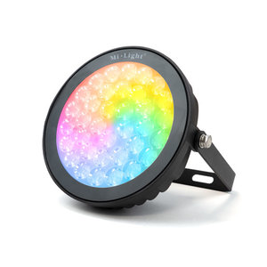 LED Tuinlamp RGB+CCT 25W IP65 Zwart MiLight(miboxer)