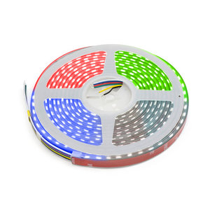 LED Strip 5m 84 LEDS p/m 12V RGB+CCT Losse Strip IP68