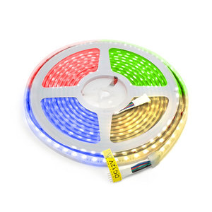 RGBW LED strip waterdicht 5 Meter 84 LEDs p/m IP68