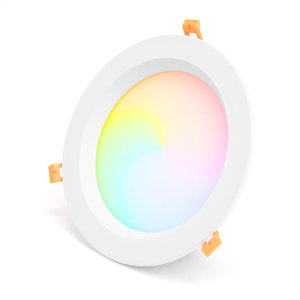 LED Downlight 25W RGB+CCT Ø230mm Rond
