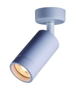 LED Plafondspot Armatuur GU10 Wit IP20 Incl. Fitting