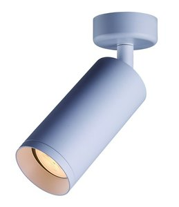 LED Plafondspot Armatuur GU10 Wit IP20 Lang Incl. Fitting