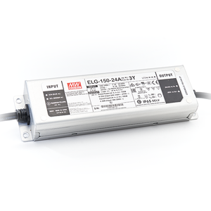 LED Driver Meanwell Voeding 150W 24V 6,25A