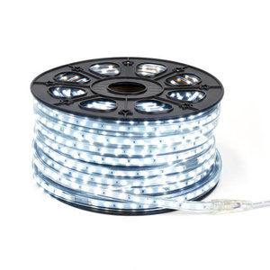 LED Strip 50m 60 LEDs p/m 220V 6000K Koud Wit